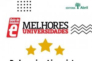 A classificação das melhores universidades do Brasil é feita pelo Guia do Estudante