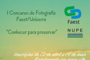 Faest realiza I Concurso de Fotografia